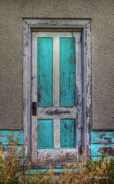Every door has something to offer behind it,  even those that aren't as pretty as others. Open them!