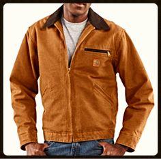 Sandstone Detroit Jacket Blanket Lining 79.99