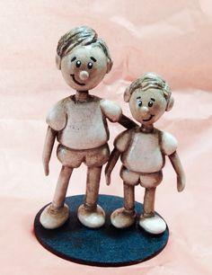 Bonequinhos personalizados