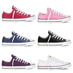 Custom Order Converse Low Top Sneakers by LivingYoungDesigns on Wanelo