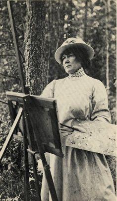Jenny Nyström,