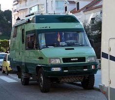 Iveco Daily 4x4 Karavan