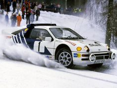 Ford RS200 rally car. One of my favorite Group B racer!!!!