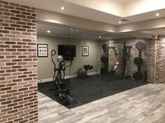 A home gym is an excellent means to conserve money. Take a look on top home gym . - A home gym is an excellent means to conserve money. Take a look on top home gym ideas in addition t - Home Gym Basement, Gym Room At Home, Basement Bedrooms, Basement Plans, Basement Bathroom, Basement Workout Room, Home Gyms, Basement Flooring, Open Basement