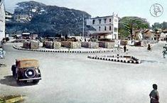 Pudu Roundabout, Kuala Lumpur - Probably in the period Straits Settlements, Kuala Lumpur, Original Image, Period, Chinese, History, Classic, Derby, Historia