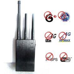 Buy Portable Glonass L1 L2 GPS Wifi 3G 4G Signal Jammer 20 Meters online shop  http://www.phonejammer.com.au/portable-glonass-l1-l2-gps-wifi-3g-4g-signal-jammer-20-meters-p-153.html
