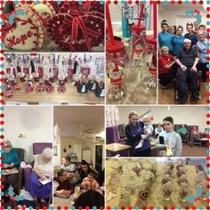 Christmas arrives at Birch Green - Birch Green Care Home Skelmersdale
