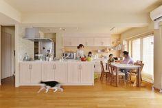 こだわりの間取り・素材・色で作る子育て住まい - マンションリフォーム・リノベーション事例|SUVACO(スバコ)