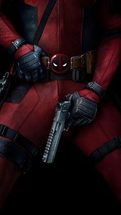 Deadpool (2016) Phone Wallpaper | Moviemania
