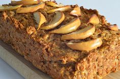 A wholesome afternoon tea or lunchbox treat Wholemeal Apple Loaf http://utterlyscrummy.blogspot.co.uk/2014/07/wholemeal-apple-loaf-sugar-free-and.html It's #sugarfree #dairyfree and delicious!