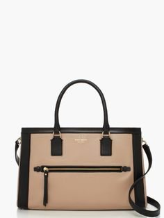 """Love my new Kate Spade bag - it even fits a 13"""" laptop and/or small tablet. Perfect for work!"""