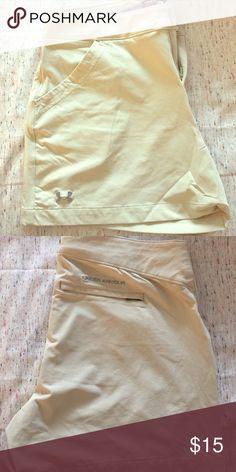 Under Armour Golf Shorts Size 12 UA Performance Golf Shorts Under Armour Shorts Skorts