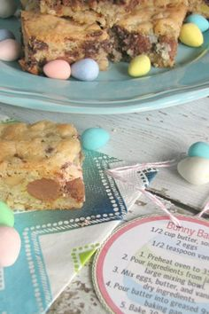 Easter chex mix recipe snack mixes cheddar fc and chex mix if you love mini eggs you will love these easter dessert bars use negle Choice Image