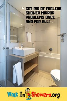 Get Rid Of Fogless Shower Mirror Problems Once And For All!