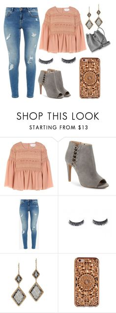 """""""Untitled #84"""" by alessandragalicia-1 ❤ liked on Polyvore featuring See by Chloé, French Connection, Ted Baker, Dana Kellin, Felony Case and Lancaster"""