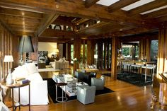 Case in Legno Pagano Interior Exterior, Interior Design, Log Homes, Sweet Home, Woodworking, Cabin, South Bend, Villas, Furniture