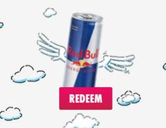 FREE Can of Redbull on http://www.icravefreebies.com/