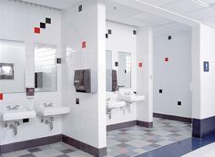 Elementary School Bathroom