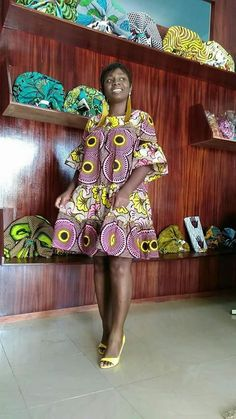 Call, SMS or WhatsApp you want this style, needs a skilled tailor to hire or you want to expand more on your fashion business. African Dress Patterns, African Dresses For Kids, Latest African Fashion Dresses, African Inspired Fashion, African Dresses For Women, African Print Dresses, African Print Fashion, Africa Fashion, African Attire