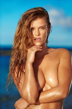 Nina Agdal Photoshoot 2015 by Jeff Olson more @ http://www.luvcelebs.com