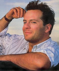 Bruce Willis on Pinterest | Last Man Standing, Hudson Hawk and ...