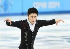 Olympics: Figure Skating-Men Free Skating