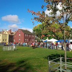 NH Fall Festival at Strawbery Banke
