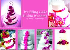 Si vous aimez les couleurs vives, pourquoi ne pas oser un #mariage tout en #Fushia ? Contrairement aux idées reçue, ce n'est pas qu'une couleur #Girly . Avec une dose maitrisée de #Fushia vous donnerez de l' #élégance et du #glamour à votre #événement. Cette couleur donnera du #Peps et de la #gaieté à votre #mariage !  Cette épingle est dédiée au wedding cake. #jennyshappenings #eventplanner #wedding Peps, Wedding Event Planner, Wedding Cakes, Girly, Glamour, Table Decorations, Shit Happens, Inspiration, Colors
