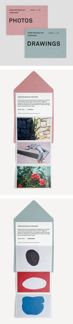 postcard project by jefferson cheng