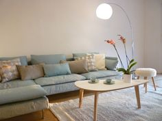 Decor, Living Room, Furniture, Room, House, Sofa, Sectional Couch, Home Decor, Coffee Table