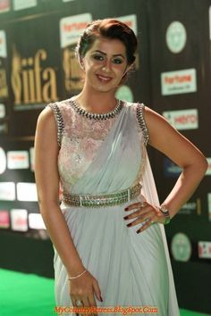 Check Out High Resolution Photos of Nikki Galrani at International Indian Film Academy Awards (IIFA) Utsavam 2017 Bollywood Actress Hot Photos, Indian Bollywood Actress, South Indian Actress, Actress Photos, Indian Actresses, Beautiful Saree, Beautiful Dresses, Beautiful Women, Saree Hairstyles