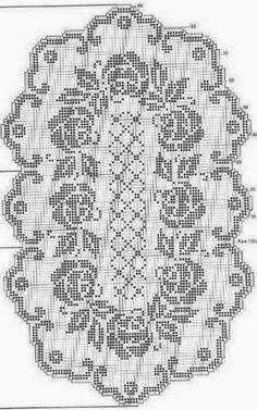 world crochet tablecloth 4 Filet Crochet Charts, Crochet Cross, Crochet Art, Crochet Home, Thread Crochet, Crochet Stitches, Crochet Flower, Crochet Tablecloth Pattern, Crochet Bedspread Pattern