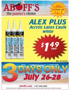 Don't miss out on this 3-day sale!