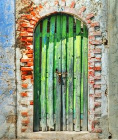 20 Gorgeous Doors From Around the World - mom.me