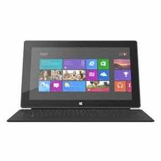 Microsoft Surface 32 GB Windows 8 With Black Touch Keyboard Cover (Imported)