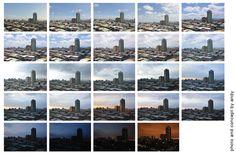 CITY YEAST -都市色彩探索 - 都市呼吸色彩