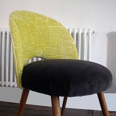 Suzy Chair: 1950's Restored Occasional Chair