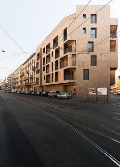 P17 Housing in Milan, Milano, 2015 - MODOURBANO