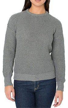 ba621de571 American Apparel Fisherman s Vintage Grey Sweater. Tradesy