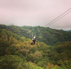 Canopy en la montaña, un espectaculo sin igual!