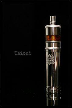#whichecigarette Check out our reviews on http://www.whichecigarette.com/review-cats/premium-ecigarettes/  Hysteric Vapes Taichi (taifun on Chi You... get it?)   Screw you guys, that was funny...