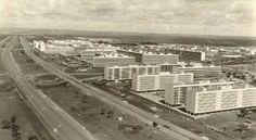 ANOS DOURADOS: IMAGENS & FATOS: IMAGENS = BRASÍLIA 1967
