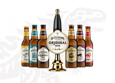 "Butcombe Brewery rebrands to shake off ""dinosaur"" image - Design Week"