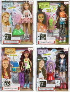Project Mc2 Dolls-smart is the new cool