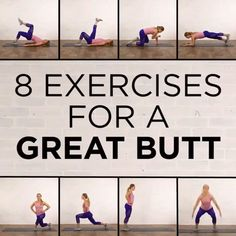 Try this booty workout! Also check out our article outline the Best 6 Exercise For A Firm, Toned Lifted Butt! Try this booty workout! Also check out our article outline the Best 6 Exercise For A Firm, Toned Lifted Butt! Fitness Workouts, Gym Workout Tips, Fitness Workout For Women, Body Fitness, Workout Challenge, Fitness Motivation, Physical Fitness, Workout Fitness, Biceps Workout