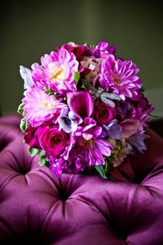 Bouquet of the Week - MISS_JULES - Project Wedding
