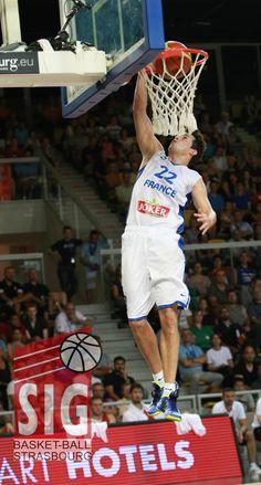 Thomas Heurtel Strasbourg, Baskets, Tournoi, 2013, Joker, Sports, Hs Sports, Hampers, Basket