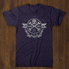 T-shirt Design Template 979  Never Fade Away