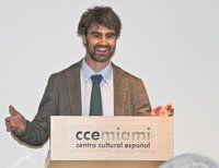 Francisco Tardío, nuevo director del Centro Cultural Español
