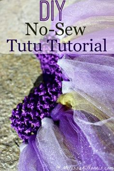 Are you in a mad scramble for a Christmas, baby shower, or birthday gift? This is the perfect quick and easy gift for any little girl on your list. (Or big girl…I love to dance with my daughter). Step by step tutorial for a DIY no sew tutu! #tutu #nosewtutu #diygift No Sew Tutu, Diy Tutu, Birthday Gifts For Girls, Birthday Diy, Birthday Recipes, Birthday Ideas, Diy Baby Gifts, Baby Girl Gifts, Steven Universe